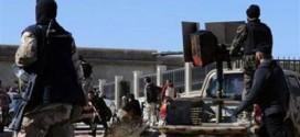 اندلاع قتال عنيف في مدينة بنغازي الليبية وقصف المطار بصواريخ