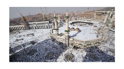 السعودية: إيقاف مؤقت لمشاريع المسجد الحرام منتصف الشهر الجاري استعداداً للحج