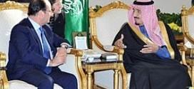 الرئيس الفرنسي يلتقي ولي عهد السعودية في باريس الاثنين المقبل