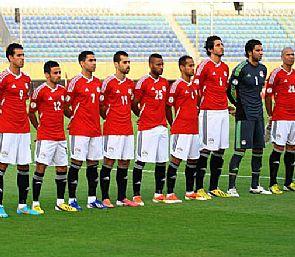 منتخب مصر يفوز على كينيا وديا