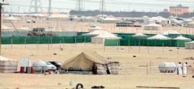 البلدية تفعل قراراتها إزالة 22 مخيما مخالفا، وإزالة 48 سورا وساترا ترابيا في مناطق التخييم