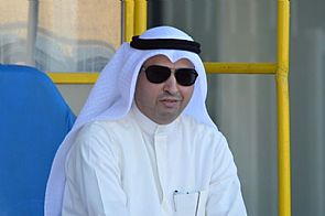 مدير الكرة بالقادسية: علاج سيف الحشان في برشلونه