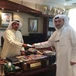 جمعية الصليبية توزع دعم للمدارس المنطقة