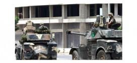 إصابة 3 عسكريين في إطلاق نار شمال لبنان