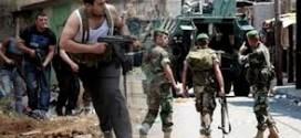 استمرار الاشتباكات بين الجيش اللبناني ومسلحين في طرابلس
